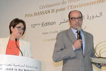 Lydec distinguée par le Prix Hassan II pour l'environnement