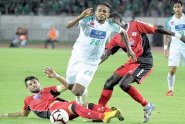 Coupe arabe des clubs : Qualification difficile pour le Wydad et le Raja