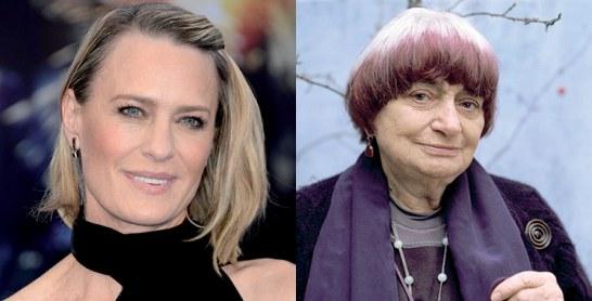 17ème FIFM : Hommage à Robin Wright et Agnès Varda