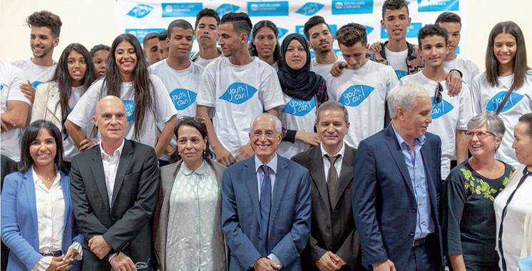Pour une meilleure insertion professionnelle : SOS Villages d'Enfants lance le programme YouthCan !