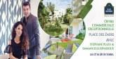 Projet signé Akwa Immo : Stéphane Plaza et Emmanuelle  Rivassoux font la promotion du projet «Place des Zaers»