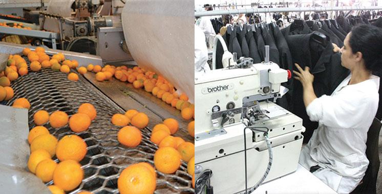 Textile et agroalimentaire: Les coûts unitaires de production en hausse