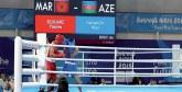 Boxe – JOJ 2018 : Le pugiliste marocain Yassine Elouarz en finale