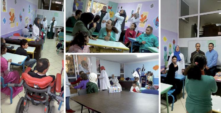 Le premier centre de scolarisation des enfants handicapés mentaux inauguré à Asilah