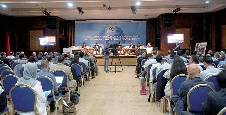 Stress hydrique : 34 pays réunis à la Globaqua conference