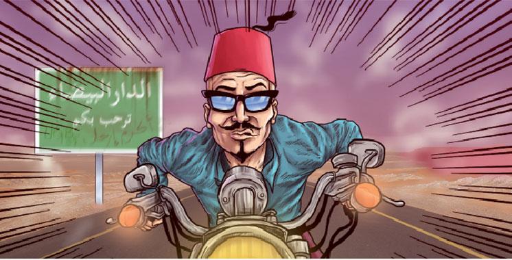 Rencontre littéraire autour de la bande dessinée «Casablancais #2»