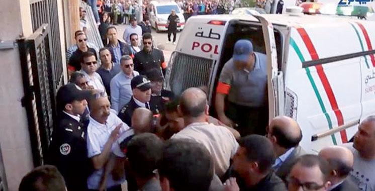 Rabat: La perpétuité pour les deux meurtriers du journaliste-photographe de la MAP