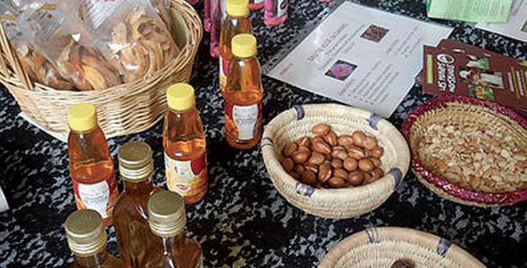 Ouarzazate abrite le 2è Salon régional des produits du terroir