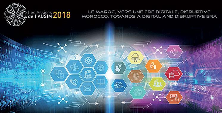 Les 5èmes Assises de l'Ausim du 24  au 26 octobre à Marrakech