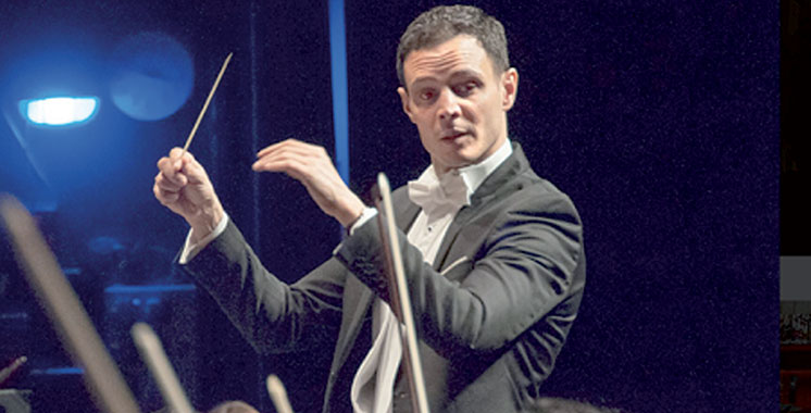 MehdiLougraïda : «Une master class pour tous ceux qui veulent s'initier à la direction d'orchestre»
