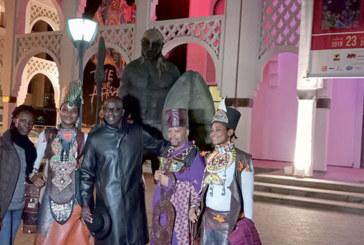 Sculpture : L'œuvre d'Ousmane Sow présentée au Musée Mohammed VI d'art moderne et contemporain