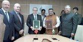 Aujjar présente en Inde les réalisations du chantier de la réforme du système judiciaire au Maroc