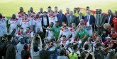 Match de gala à Laâyoune : Les légendes du ballon rond célèbrent la Marche Verte