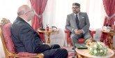 SM le Roi nomme les  présidents du Conseil de la concurrence et de la CNDP