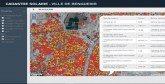 Un cadastre solaire  au Maroc : Benguerir première ville