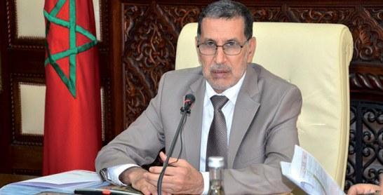GMT+1 : Recours en justice contre El Othmani