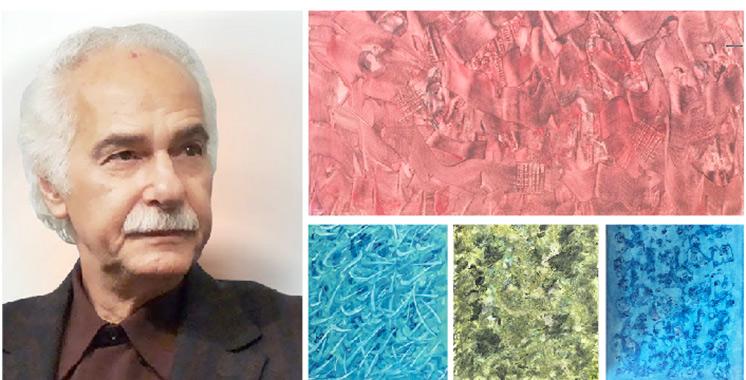 Abdellatif Laâbi révèle ses œuvres d'art pour la première fois à Marrakech : Quand l'alchimie des couleurs remplace celle de la langue