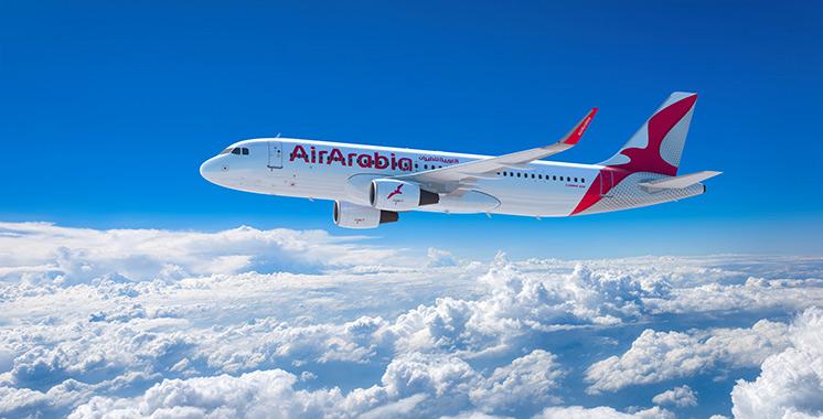 La compagnie commémore 15 ans d'opérations réussies : Air Arabia adopte une nouvelle identité visuelle