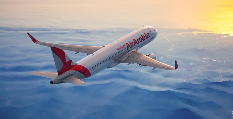 Avec 70 vols directs : Avec 70 vols directs  Air Arabia renforce la connexion du Maroc avec l'Europe