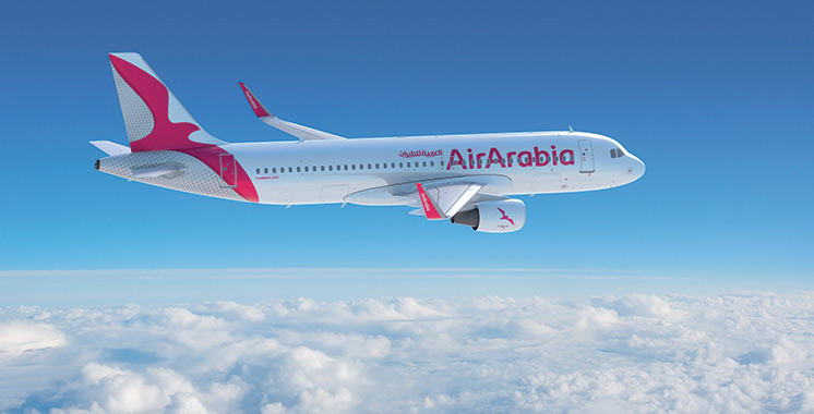Air Arabia Maroc maintient ses vols spéciaux au départ et vers le Royaume