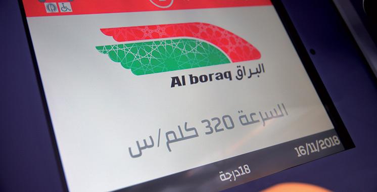 Voyage découverte à bord d'Al boraq : Le volume des demandes atteint 100% de la capacité de l'offre
