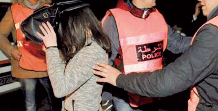 Fès : Une femme et son époux  arrêtés pour trafic de drogue