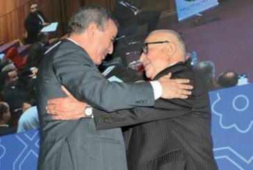 Le ministère de la justice  rend un vibrant hommage  à Abdelwahed Radi