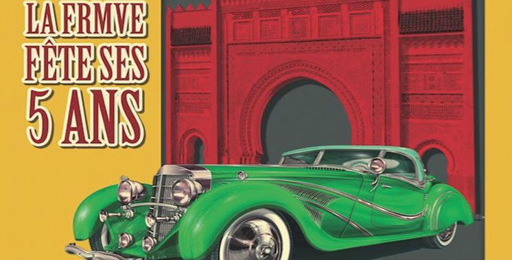 Casablanca abrite le salon Auto Retro Classic les 10 et 11 novembre
