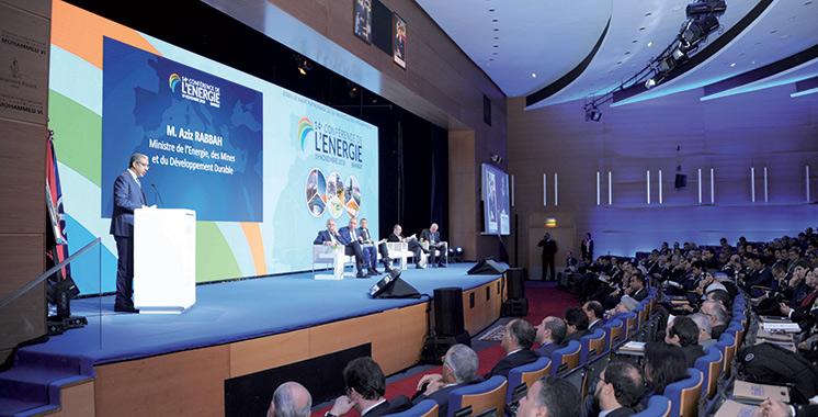 14ème conférence de l'énergie – Transition énergétique: Le modèle marocain salué à Skhirate