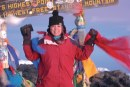Dernière étape de son challenge des sept sommets : Bouchra Baibanou à la conquête  du Mont Vinson
