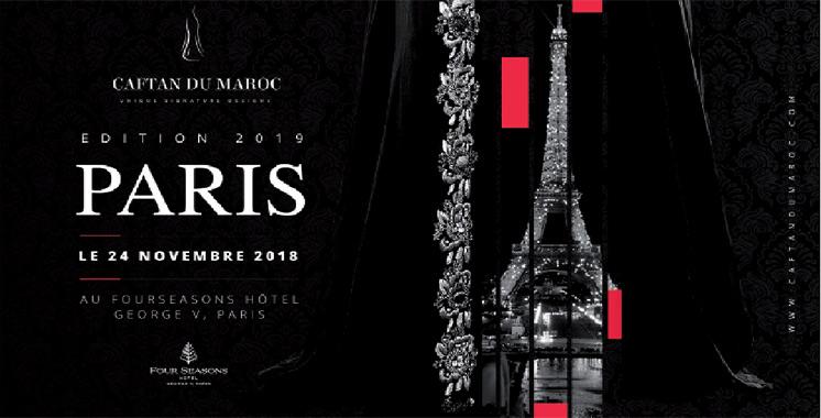 Caftan du Maroc sera de retour  à Paris