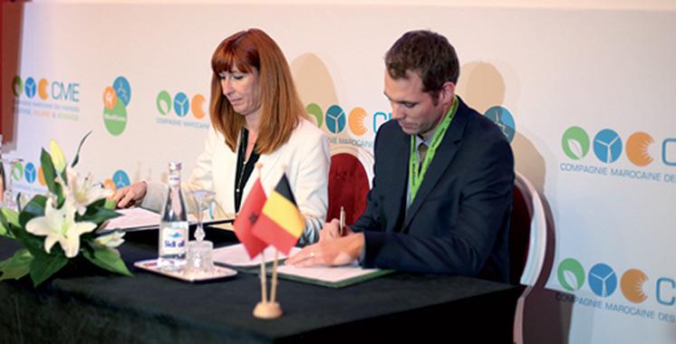 Coopération maroco-belge : CME scelle un partenariat avec Apefe Wallonie-Bruxelles