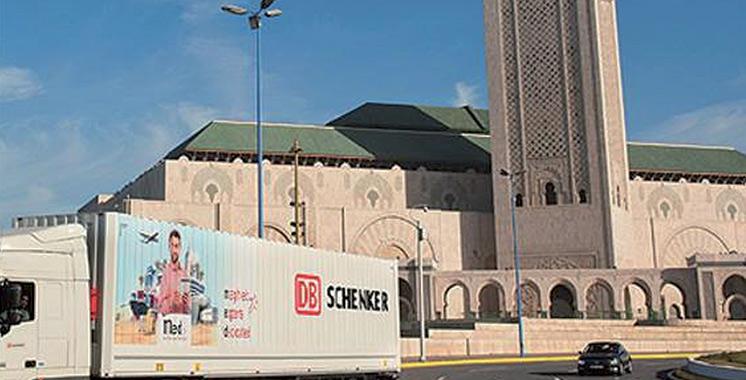 Véhicules utilitaires de plus de 7,5 tonnes : DB Schenker veut réduire de 20% les émissions  de CO2 d'ici 2025