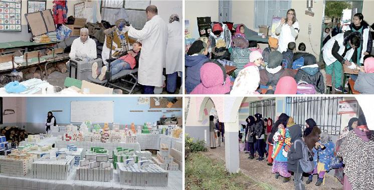 Dayet Aoua : La pauvreté et le froid affaiblissent la santé des habitants