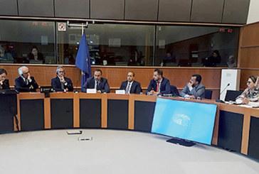 Des élus des provinces du Sud chez le Parlement européen