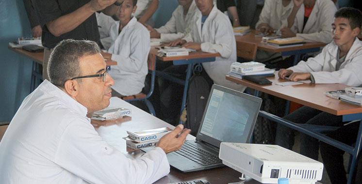 Casablanca-Settat : Un programme pour rehausser l'enseignement des mathématiques