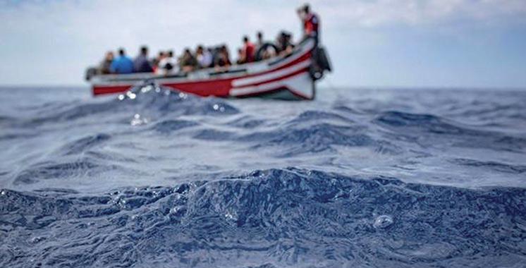 Émigration clandestine : La Marine royale porte secours  à 47 Marocains en Méditerranée