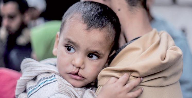 Opération Smile à Tanger : 160 enfants retrouveront le sourire