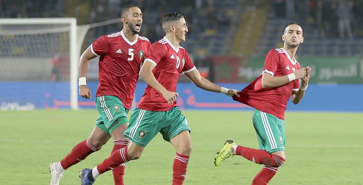 Victoire et qualification du Maroc à la CAN 2019 : Les Lions du Cameroun ne sont plus indomptables