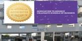 L'ESCA obtient l'accréditation internationale AACSB