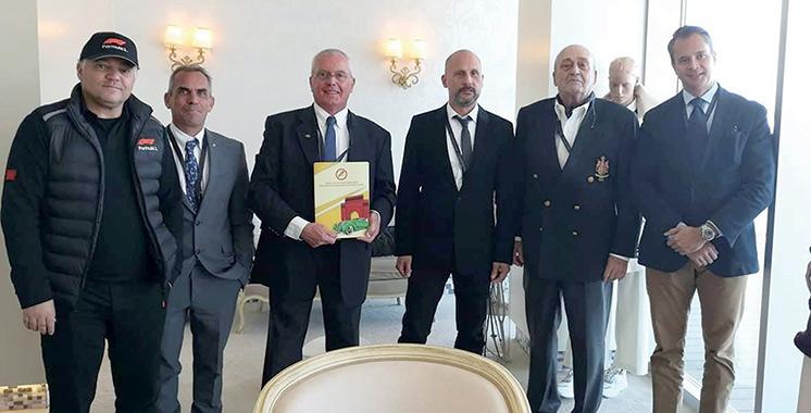 Concours d'élégance Auto Rétro Classic 2018 : Facel Vega d'Omar et Salim Bekkari remportent  le Prix d'excellence