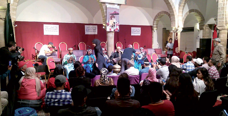 Festival «Les Nuits du Samâa» à Essaouira