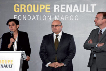 Renault Maroc lance à Casablanca sa fondation