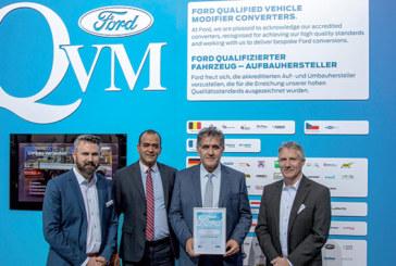 Ford accrédite deux premiers spécialistes en conversion