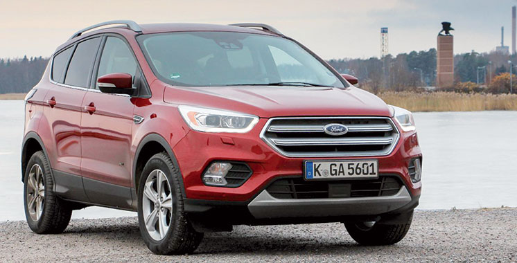 EcoSport, Kuga, F-150 : Ford mise sur la polyvalence  et la robustesse de ses SUV
