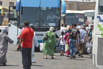 Dès le 24 mars à Minuit : Le Transport de voyageurs par autocars entre les villes sera suspendu