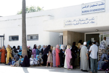 Casablanca : L'opération «Zéro dossier  Ramed en instance» lancée à Hay Hassani