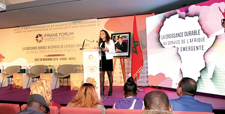 Le Sommet africain du commerce et de l'investissement ouvre ses travaux à Ifrane : L'Afrique fait confiance  à l'Afrique