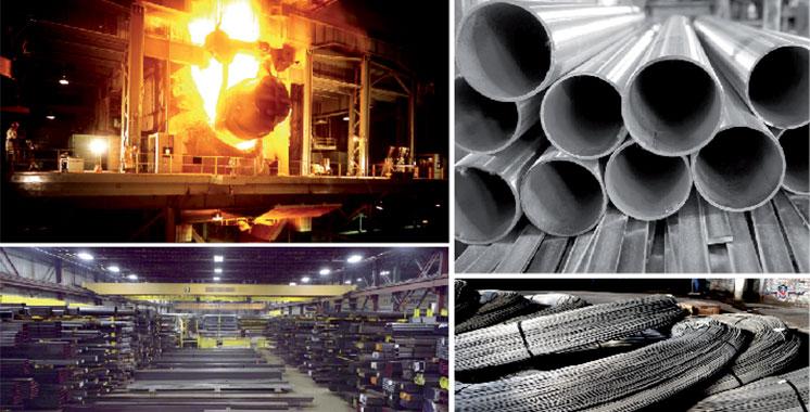Antidumping acier : L'OMC donne raison  au Maroc