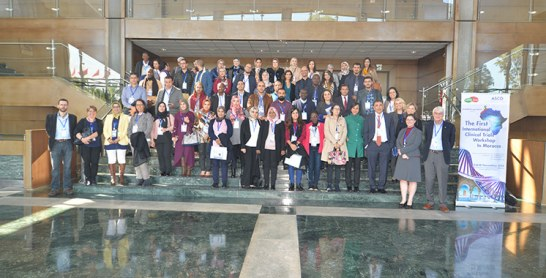Un workshop à Skhirat au profit de chercheurs  en oncologie issus de 10 pays